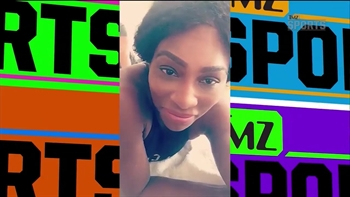 Serena Williams broadcasts her massage live on Snapchat - 'TMZ Sports'