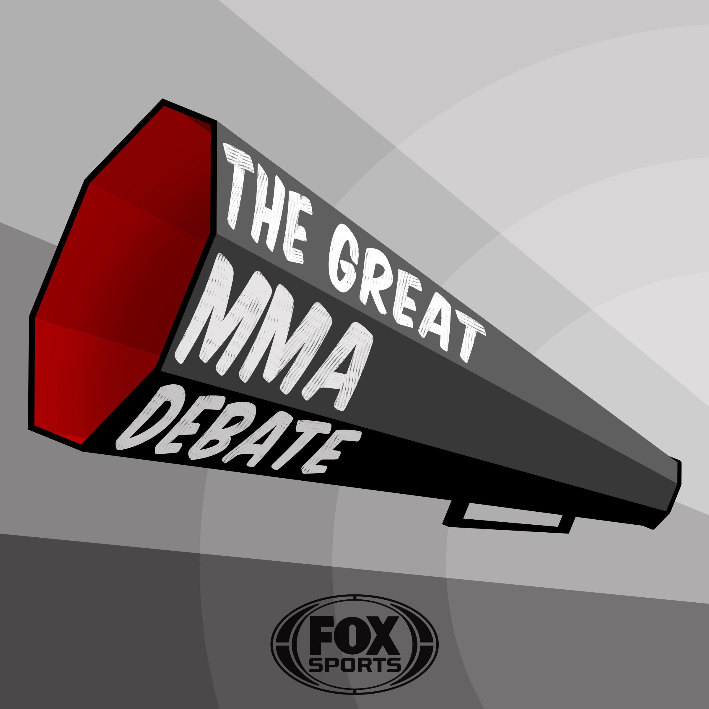 The Great MMA Debate with Damon Martin