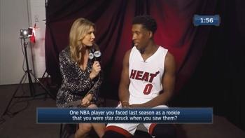 Full Timeout: Miami Heat's Josh Richardson