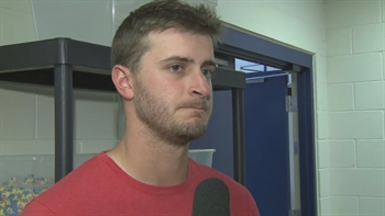 Rays' Jake Odorizzi happy where he's at entering regular season