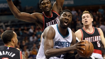 Hornets LIVE To GO: Roy Hibbert and defense helps beat Blazers and snap Hornets five game losing streak