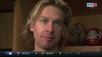 Bronson Arroyo looks to take next step in comeback