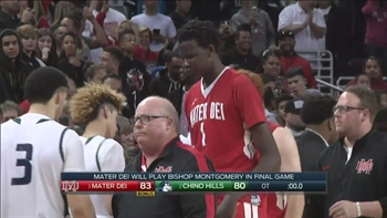 Prep Zone, Semifinals: Mater Dei knocks off Chino Hills in overtime