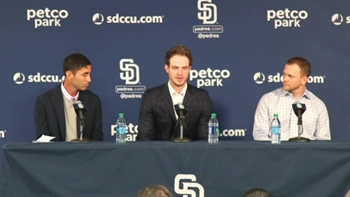 Wil Myers on new contract with Padres: 'I'm excited about the process'