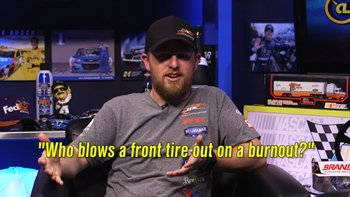 Justin Allgaier is Ashamed of His Phoenix Burnout