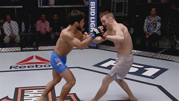 Fight Replay: Tim Elliott vs. Hiromasa Ogikubo | THE ULTIMATE FIGHTER