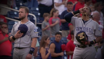 Following tragedy, Solarte inspires everyone in the Padres organization
