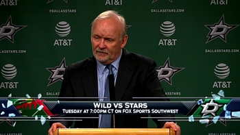 Ruff on Stars' 'disappointing' OT loss