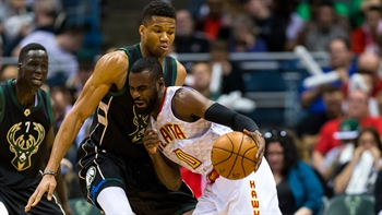 Hawks LIVE To Go: Greek Freak powers Milwaukee past Atlanta 100-97